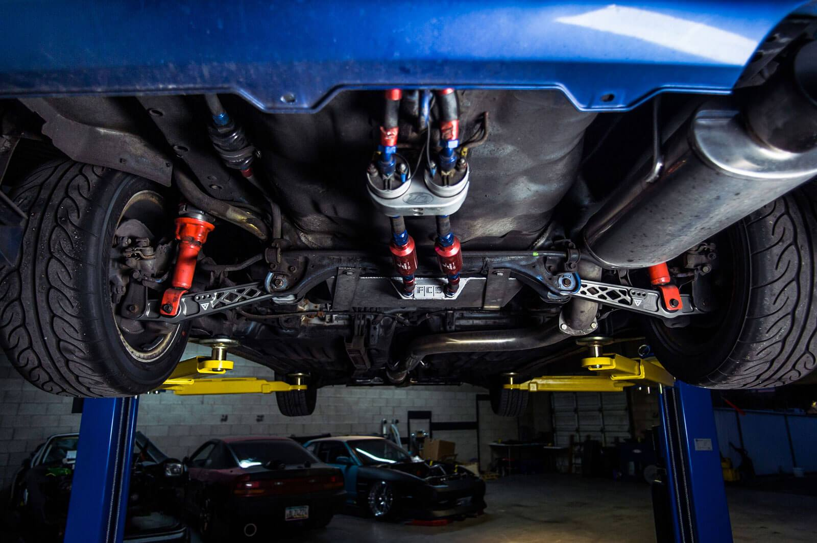 Voodoo13 Acura Integra Lower Control Arms