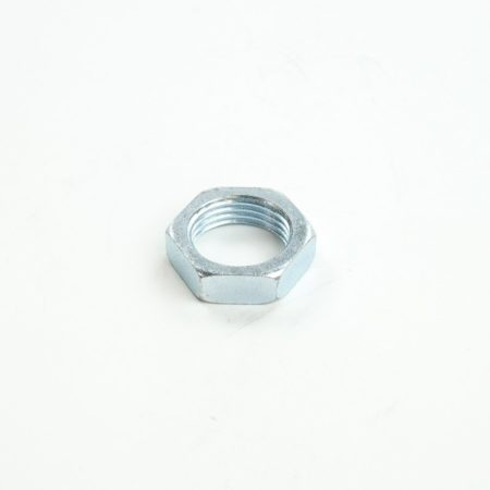 Chromoly Hex Jam Nut 1″ Zinc Plated