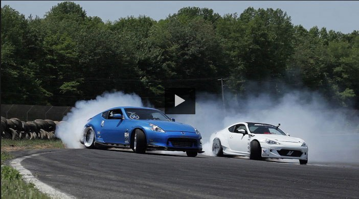 You are currently viewing Chris Forsberg Puts our Voodoo13 Angle Kit to use in his turbo charged 370z street car