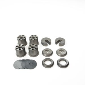 Voodoo13 Adjustable Solid Subframe Bushings for Nissan 240sx 89-94 S13