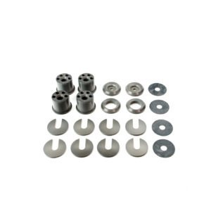 Voodoo13 Solid Subframe Conversion Bushings Nissan 240sx 89-94 S13