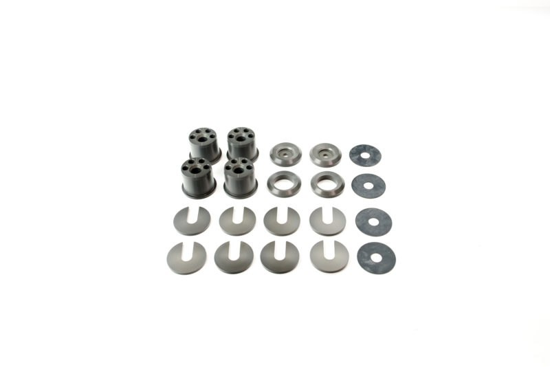Voodoo13 Solid Subframe Conversion Bushings 89-94 240sx S13