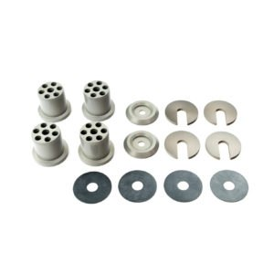 Voodoo13 Subaru BRZ Adjustable Solid Subframe Bushings