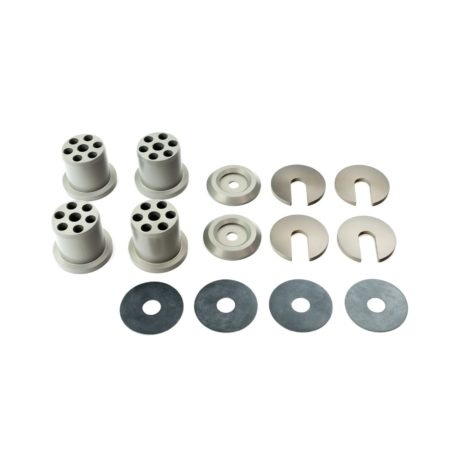 Voodoo13 FRS/BRZ/GT86 Adjustable Solid Subframe Bushings