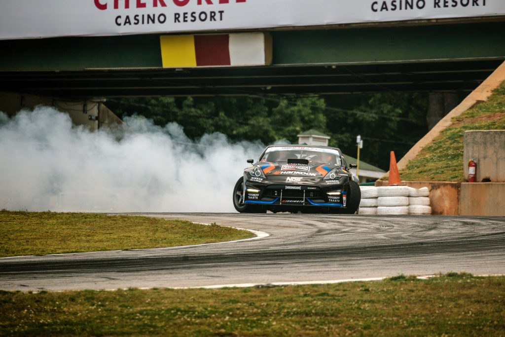 Chis Forsberg Chooses the Best Suspension arms for his Nissan 370z.