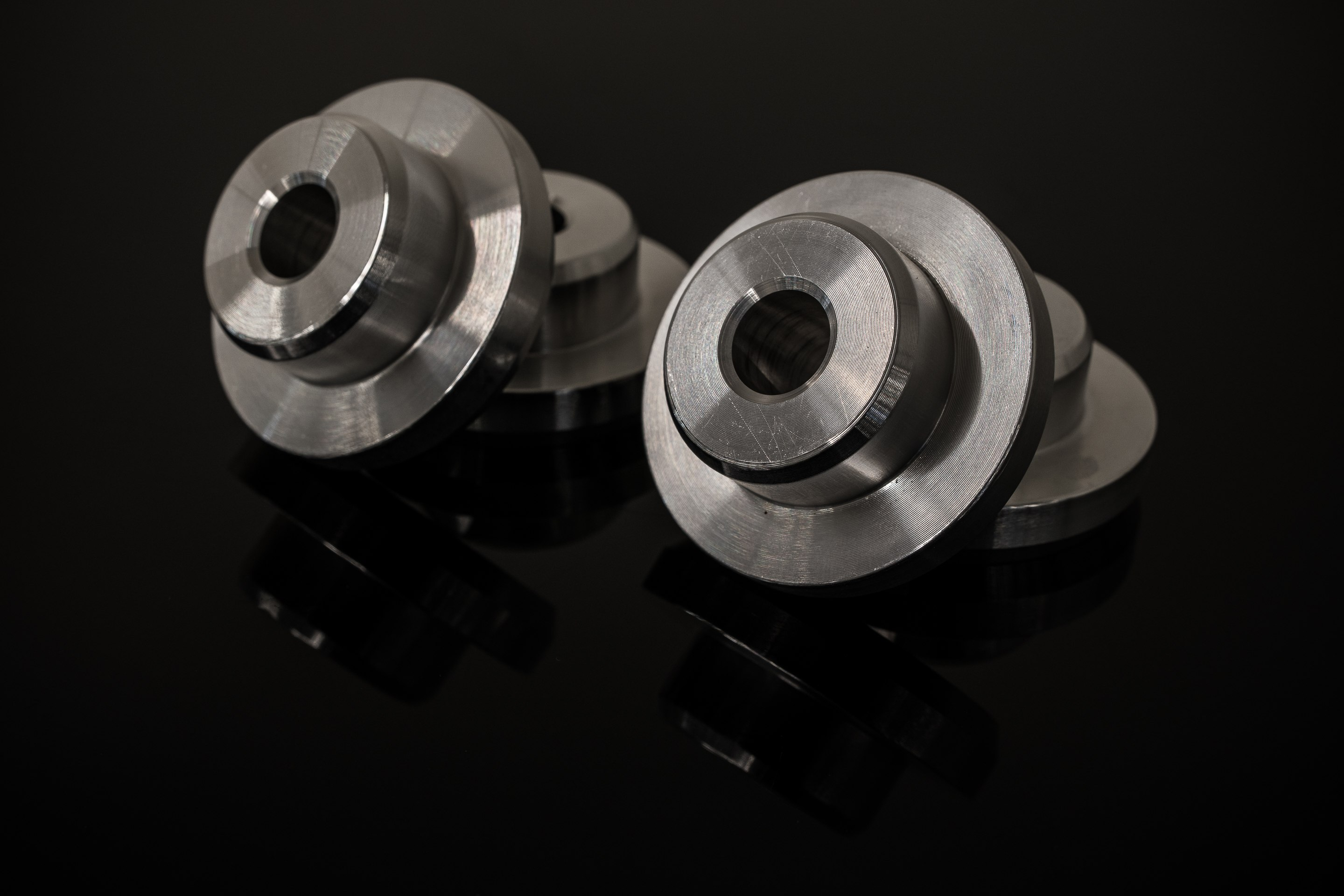 Voodoo13 Solid Differential Bushings for Nissan 240sx 95-98 S14