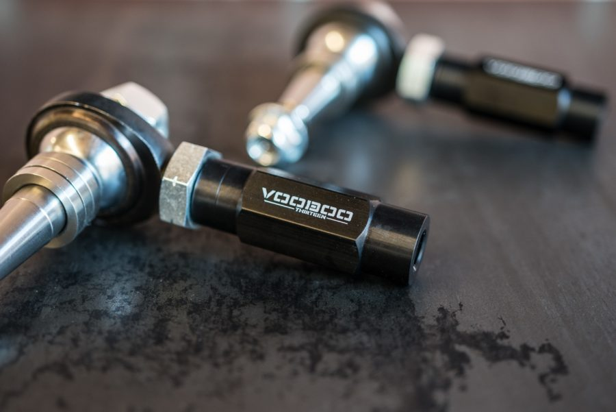 Voodoo13 Adjustable Front Outer Tie Rod Ends for Infiniti G35
