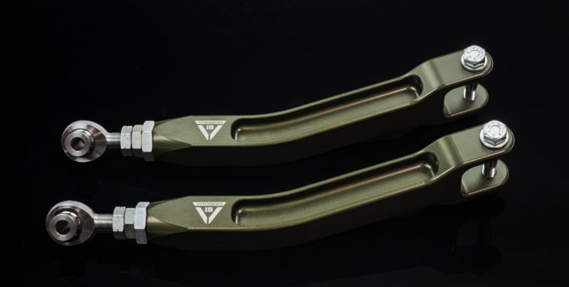 Voodoo13 High Clearance Rear Toe Arms for Nissan Silvia 99-02 S15