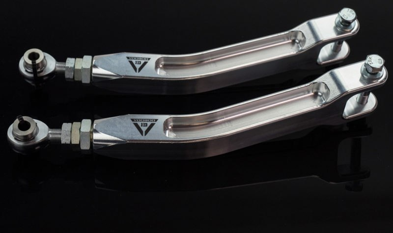 Voodoo13 High Clearance Rear Toe Arms for Nissan Skyline 95-98 RWD R33