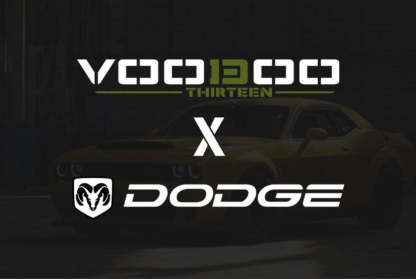 New Year, New Chassis – Adding Dodge to the Voodoo13 Line Up
